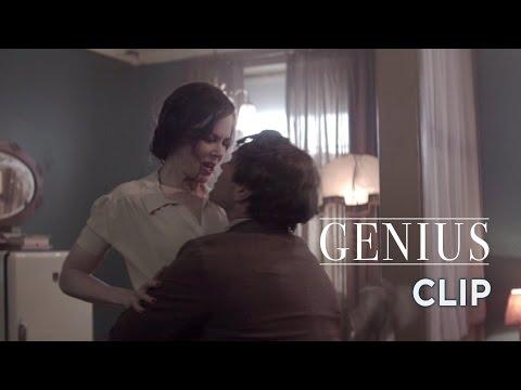 """Genius (Colin Firth, Jude Law, Nicole Kidman) - Scena in italiano """"Felice"""""""