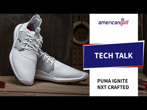 PUMA IGNITE CRAFTED NXT Shoes - TECH TALK | American Golf