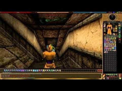 Playing the Asheron's Call Emulator with My Son – LiveStream!