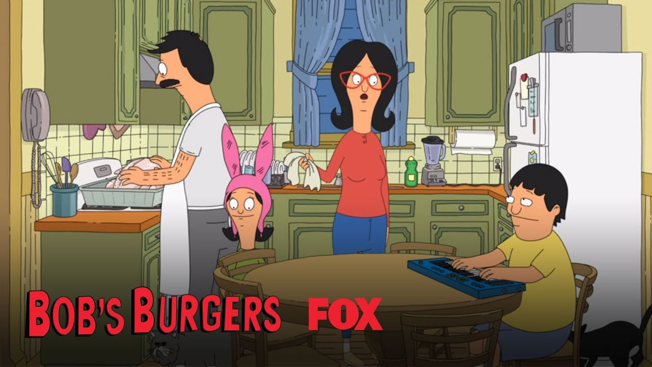 Bob S Burgers The Kitchen