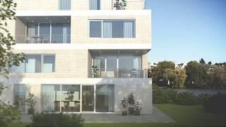 Nuova generazione di finestre in alluminio con soglia 0-level