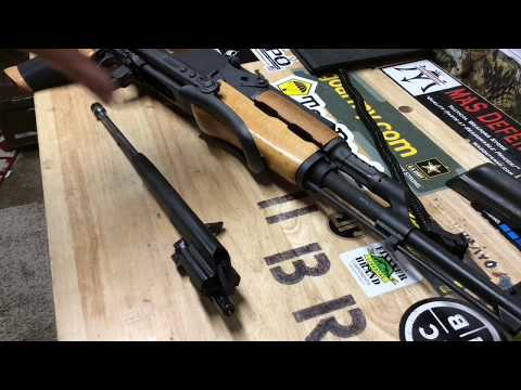 Repeat Century Arms AK63D Review by BurstReview - You2Repeat
