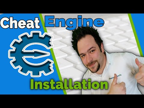 Installation Cheat Engine Tutorial / Anleitung Alternativer Download Erste Schritte
