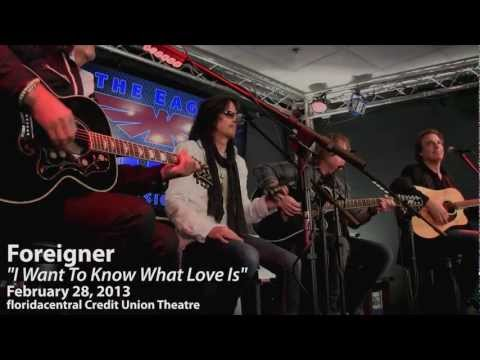 I Want to Know What Love Is chords by Mick Jones - Worship Chords