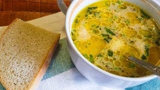 Грибной Суп Из Куриной Жопки!! Влог-Рецепт! Наташа с ночной смены...
