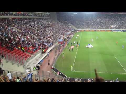 GREECE Vs CROATIA - GOAL#1 EURO 2012