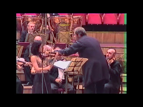 NATALIA GABUNIA    with  Tbilisi Symphony Orchestra under V.Kakhidze