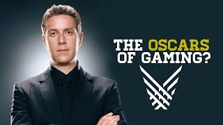 Interview with Game Awards Creator Geoff Keighley