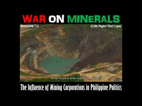 War On Minerals