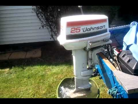 1979    Johnson       25       hp       outboard     YouTube