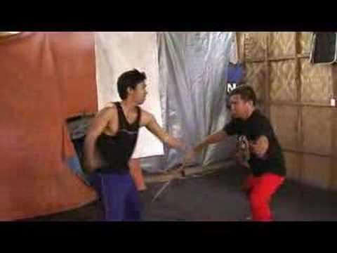 Twist in Cebu - Carin Doce Pares Eskrima