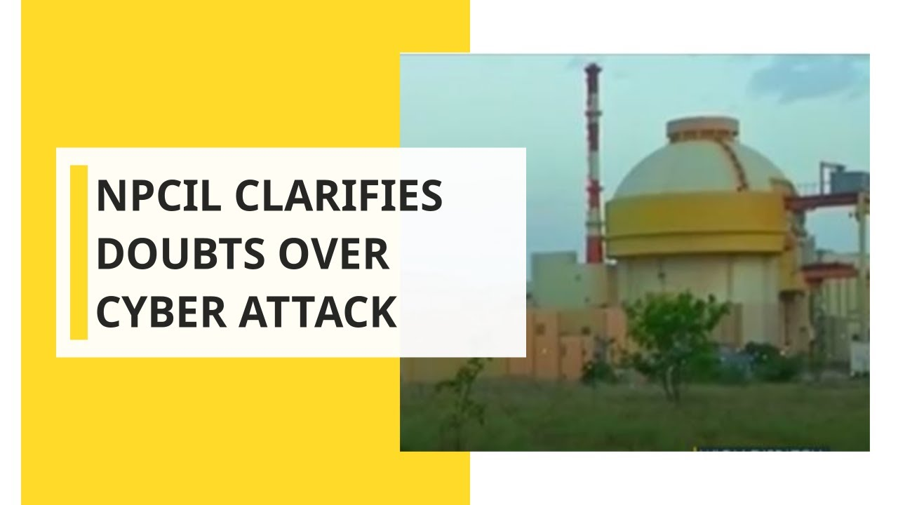 WION Dispatch: NPCIL clarifies doubts over cyber attack on its plant