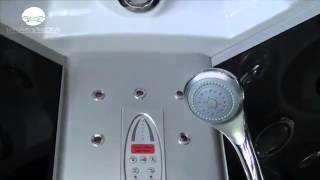 Душевая кабина Niagara NG 503(Душевая кабина Niagara NG 503 Акриловый поддон на регулируемых ножках. Зеркало на стене, встроенная система гидро..., 2014-07-07T04:42:33.000Z)