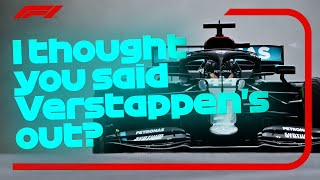 Verstappen's Dramatic Sunday, Hamilton Wins And The Best Team Radio | 2020 Hungarian Grand Prix