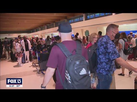 Two days, five airports and four hours on hold: Tampa couple blasts Southwest Airlines for delays