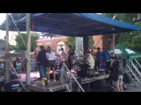 Bull City Syndicate rocking Wake Forest NC