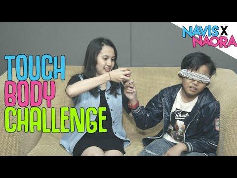 Sentuh-Sentuh PIYE? (Touch Body Challenge)