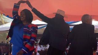 MUTHAMA VS WAVINYA NDETI DANCING MBESA Ft MYELLO, ZIPAPA AND REUBEN NDOLO