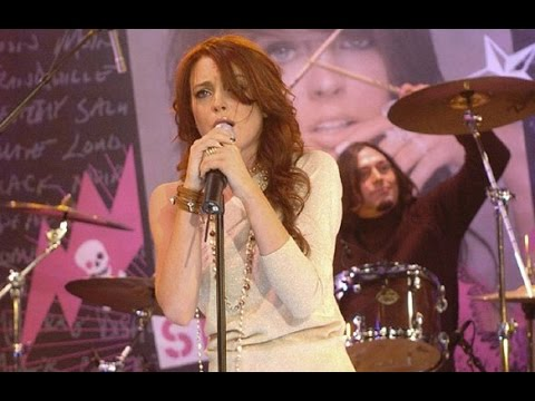 Lindsay Lohan -  Rumors Live On GMA 2004