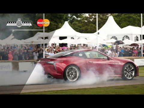 Festival of Speed 2016: Friday Full Replay