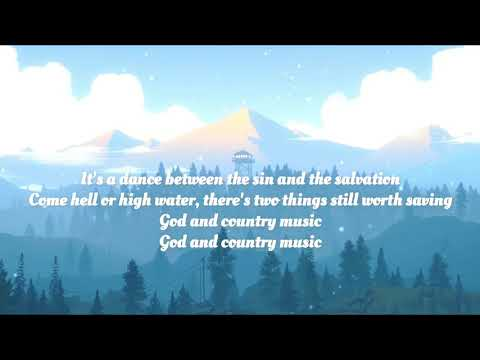 God and Country Music (Lyrics) -George Strait