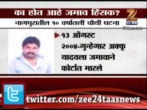 Nagpur Most Wanted Gangster Mohnish Reddey Got Killed