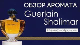 Обзор и отзывы о Guerlain Shalimar (Герлен Шалимар) от Духи.рф | Бенефис аромата - Видео от Духи.рф