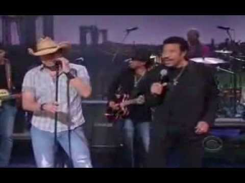 Lionel Richie w Jason Aldean Say You, Say Me