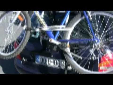 Green Valley Adventure 620 Rear Door Mounted Bike Rack