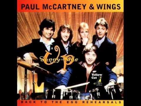 Paul Mccartney Amp Wings Goodnight Tonight Take 1 Youtube