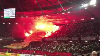 Video Gol Pertandingan Hannover 96 vs Eintracht Frankfurt