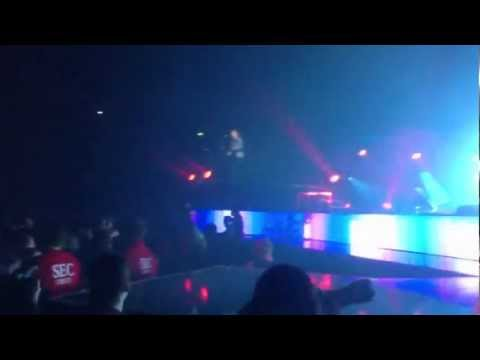 MUSE - Map Of The Problematique (live) @ St. Jakobshalle, Basel 14.11.12