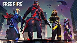 FREE FIRE INDIA LIVE RANK MATCH || THE SQUAD IS BACK PUSH TO HEROIC || GARENA FREE FIRE