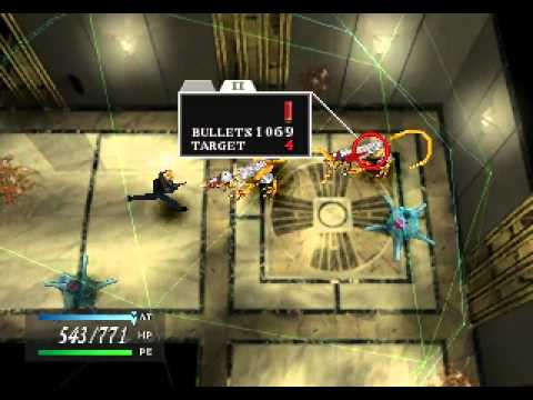 Parasite Eve - Chrysler Building Floor 61-70