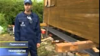 как отремонтировать фундамент деревянного дома(, 2013-07-12T09:41:05.000Z)