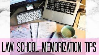 Video LAW SCHOOL | Memorization Tips Closed Book Exams | J Wong download MP3, 3GP, MP4, WEBM, AVI, FLV Agustus 2018