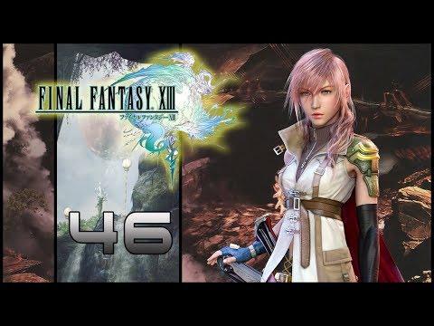 Guia Final Fantasy XIII (PS3) Parte 46 - Tuneles de Mah'habara