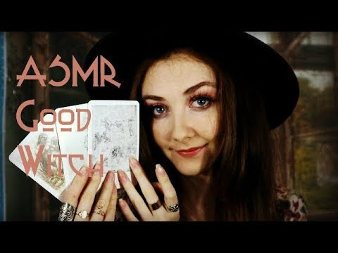 ASMR Good Witch Heals Your Broken Heart