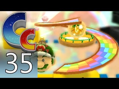 Super Mario Galaxy 2 – Episode 35: Over the Painbow
