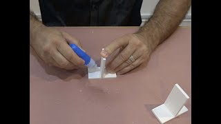 General Tutorial on Adhesives and Bonding of Plastics and other Materials