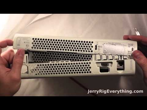 Xbox 360 Complete Tear Down, Fix and repair video. To the point.