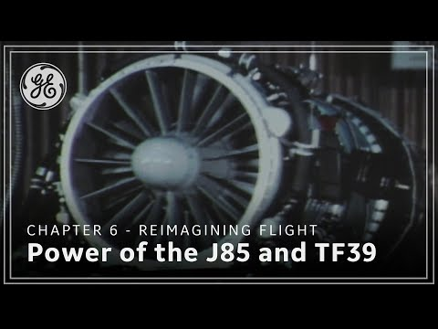 Chapter 6 of 13 - Power of the J85 and TF39