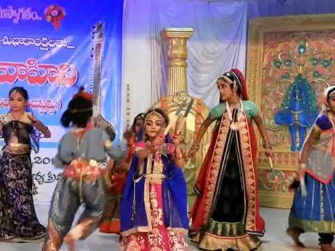 Muripala Gopala krishna song composed by Smt Lalitha Naidu garu