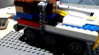 МОИ САМОДЕЛКИ - ВОЕННЫЕ МАШИНЫ // Lego Roman