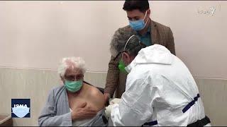 افزایش انتقادها از کندی واکسیناسیون در ایران