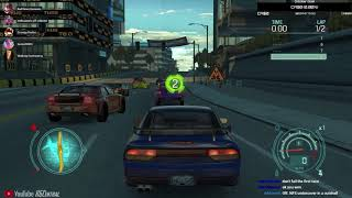 Need for Speed: Undercover (PC) - (Part 1)