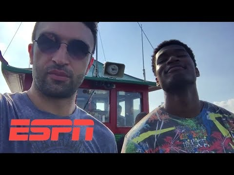 Zaza Pachulia taking in the sights in Hong Kong | ESPN