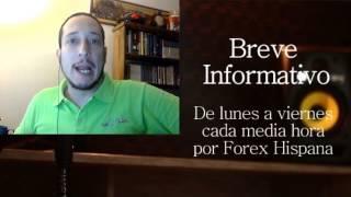 Breve Informativo - Noticias Forex del 29 de Marzo 2017