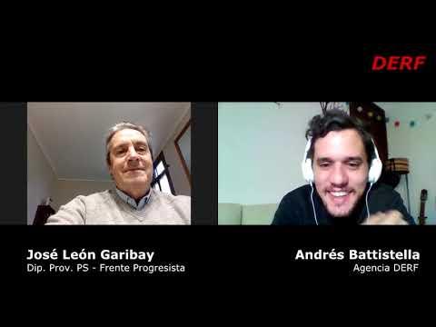 Garibay sobre Acueducto Reconquista: Es uno de los mojones del Frente Progresista
