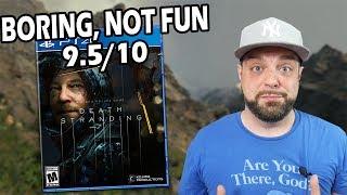 Death Stranding Reviews BREAK The Internet!